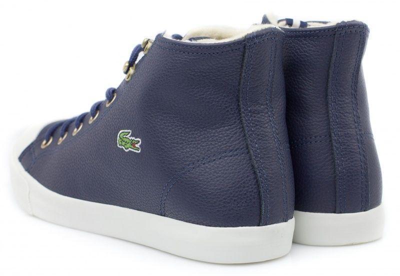 Ботинки для женщин Lacoste L27 MID OD BLW LL84 модная обувь, 2017