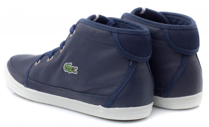 Ботинки женские Lacoste ZIANE CHUKKA BLW LL86 размеры обуви, 2017
