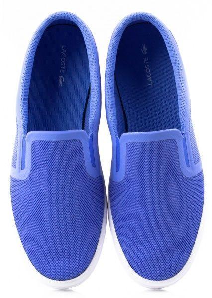 Lacoste Cлипоны  модель LL96 размерная сетка обуви, 2017