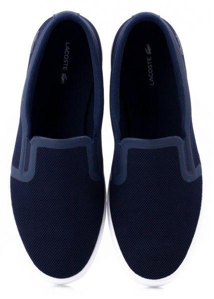 Lacoste Cлипоны  модель LL97 размерная сетка обуви, 2017