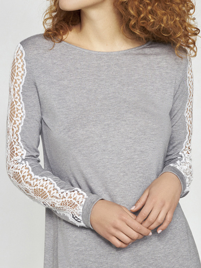 Нічна сорочка Ellen модель LND355001 — фото 2 - INTERTOP