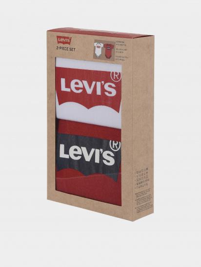 Набір боді Levi's модель NL0243-001 — фото 3 - INTERTOP