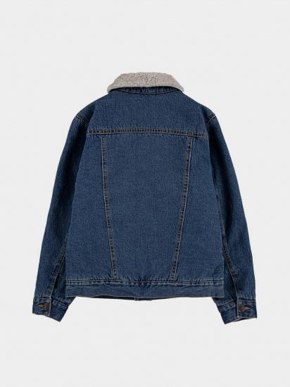Джинсова куртка Levi's модель 9EB220-MAG — фото 2 - INTERTOP