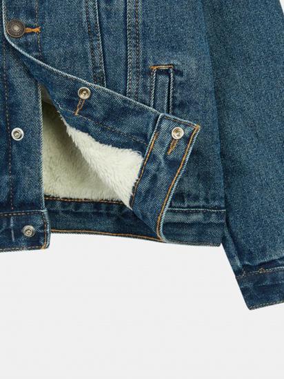 Джинсова куртка Levi's модель 9EB220-MAG — фото 3 - INTERTOP