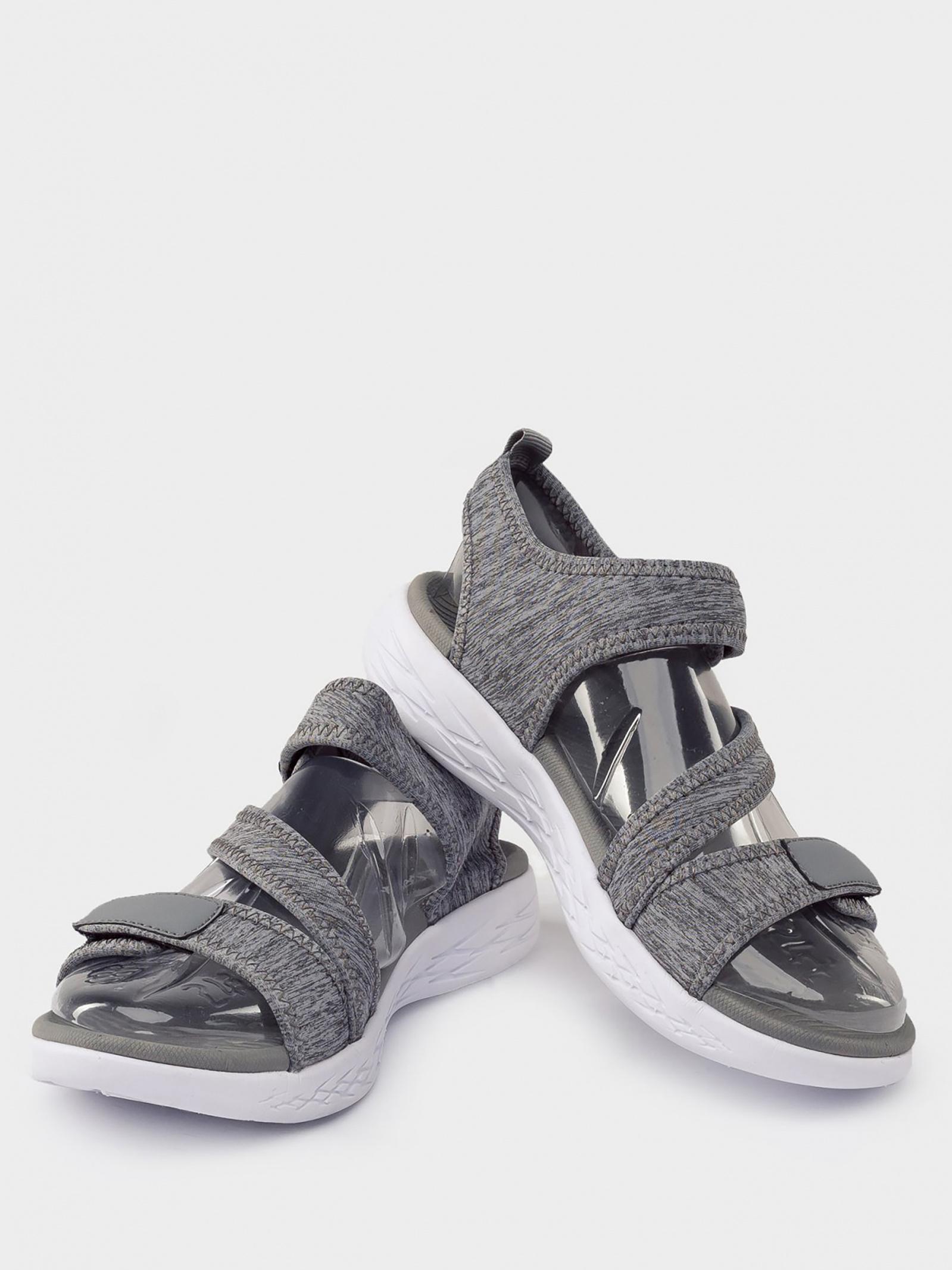 Сандалі  жіночі Peak LZ1799W-GRA розмірна сітка взуття, 2017