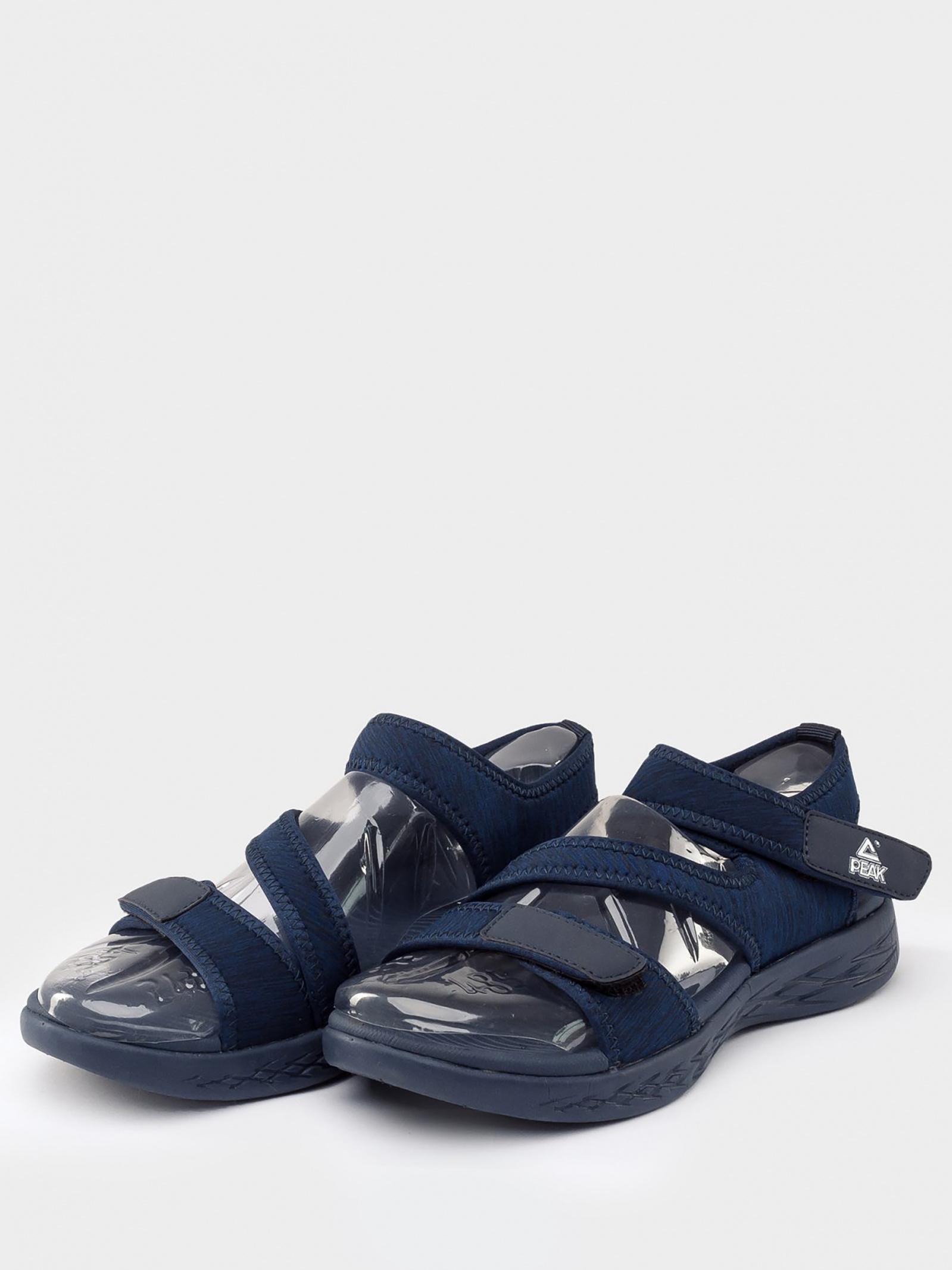 Сандалі  жіночі Peak LZ1799W-NAV розмірна сітка взуття, 2017