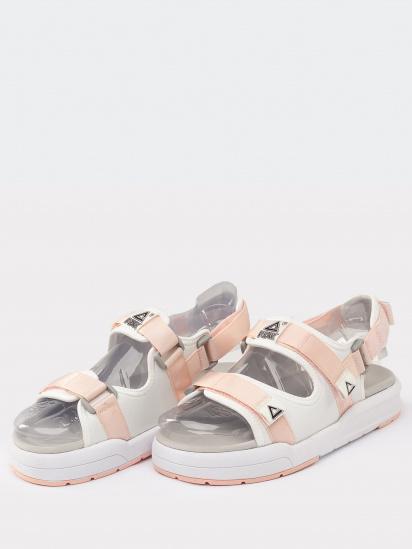 Сандалі  жіночі Peak LZ1800W-WHI розмірна сітка взуття, 2017