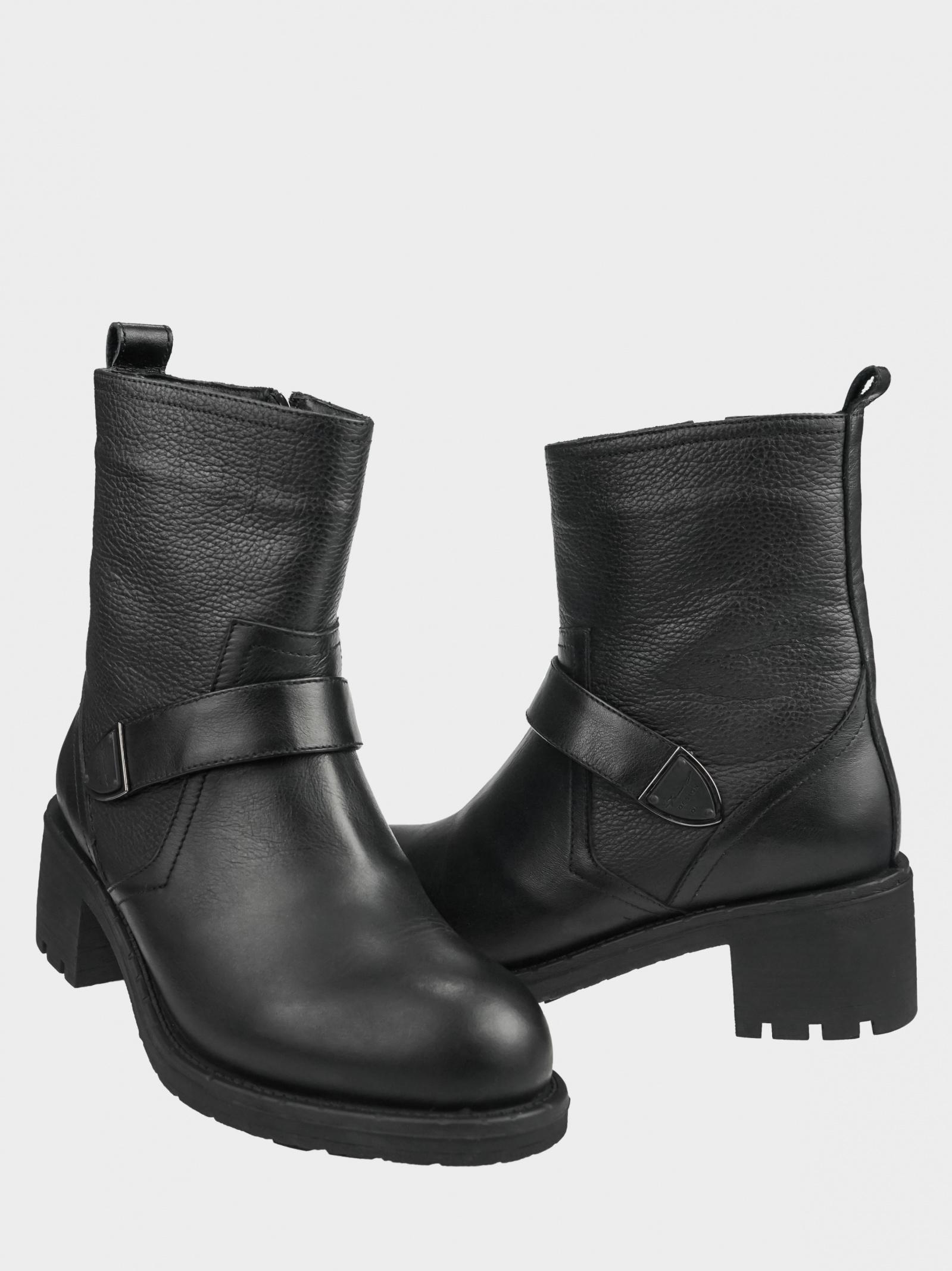 Ботинки женские LiONEli LZ5560-01 размеры обуви, 2017