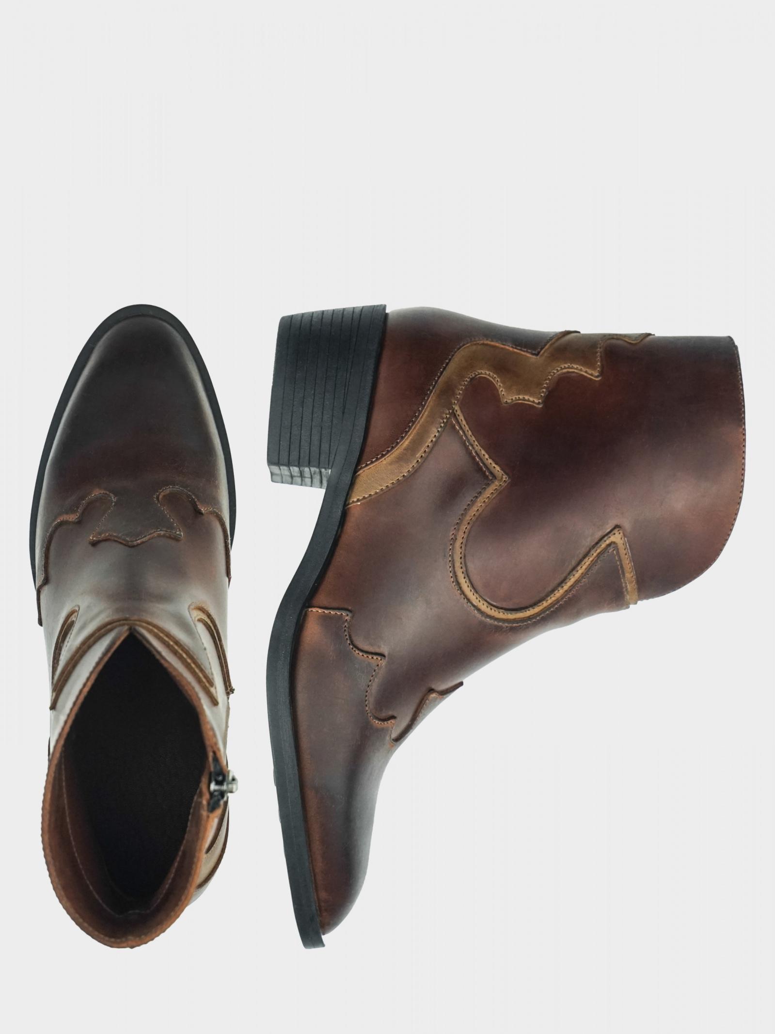 Ботинки женские LiONEli Lo1524-02 размеры обуви, 2017