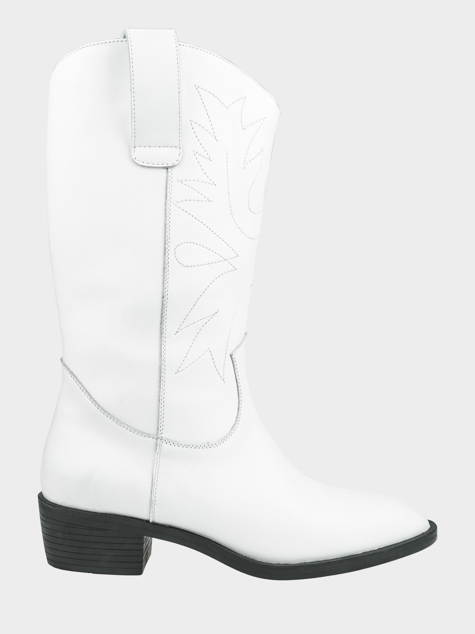 Сапоги женские LiONEli Lo1526-00b размерная сетка обуви, 2017