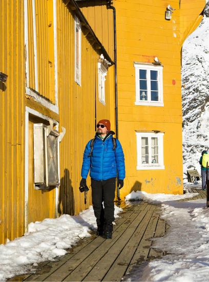 Зимова куртка Turbat модель Lofoten_Ms — фото 5 - INTERTOP