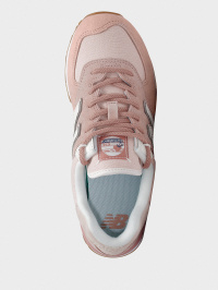 Кроссовки женские New Balance WL574SAZ брендовая обувь, 2017