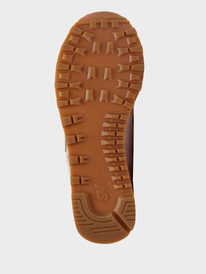 Кросівки для міста New Balance модель WL574SAZ — фото 3 - INTERTOP