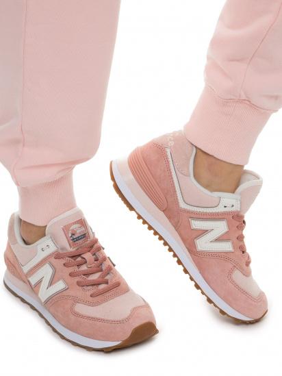 Кросівки для міста New Balance модель WL574SAZ — фото 5 - INTERTOP