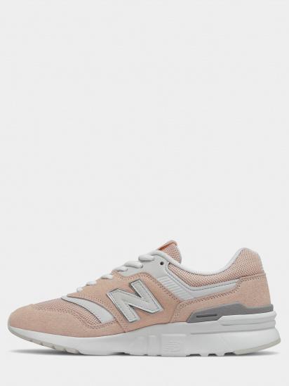 Кросівки для міста New Balance 997 модель CW997HCK — фото 2 - INTERTOP
