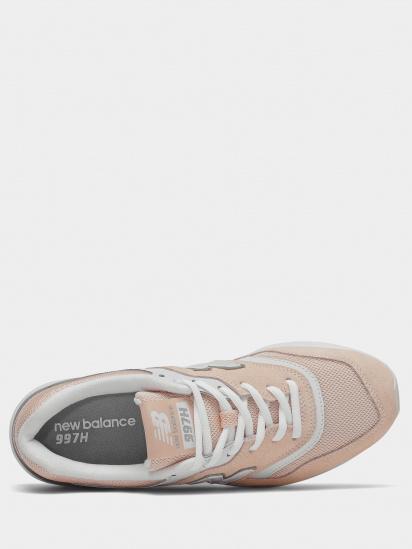 Кросівки для міста New Balance 997 модель CW997HCK — фото 4 - INTERTOP