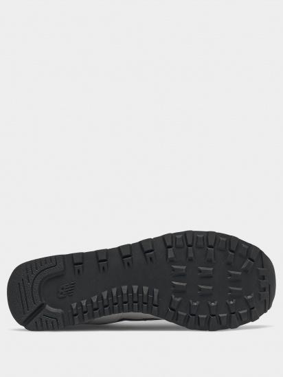 Кросівки для міста New Balance 574 Glitter модель WL574FM2 — фото 3 - INTERTOP