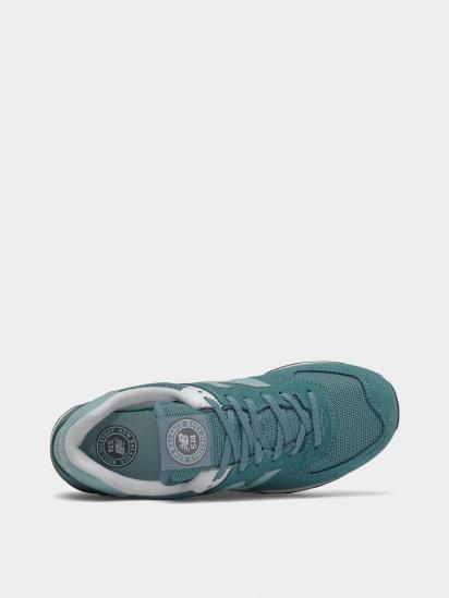 Кросівки для міста New Balance модель WL574HC2 — фото 5 - INTERTOP