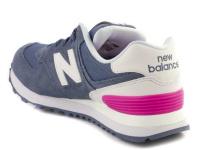 Кроссовки для женщин New Balance WL574CNB размеры обуви, 2017