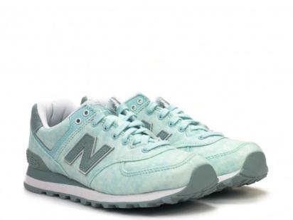 Кросівки  для жінок New Balance WL574SWB купити взуття, 2017