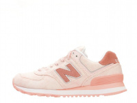Кроссовки для женщин New Balance WL574SWA купить обувь, 2017