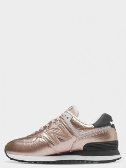 Кросівки для міста New Balance модель WL574WER — фото 2 - INTERTOP