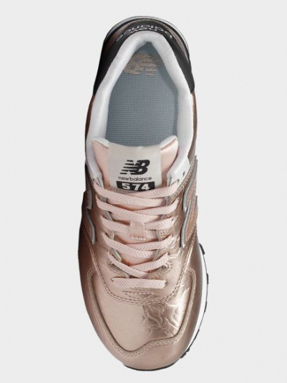 Кросівки для міста New Balance модель WL574WER — фото 4 - INTERTOP