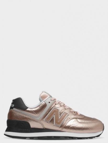 Кросівки для міста New Balance модель WL574WER — фото - INTERTOP