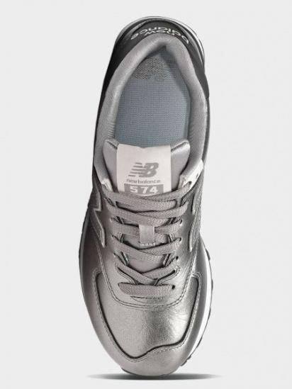 Кросівки для міста New Balance модель WL574WNE — фото 4 - INTERTOP