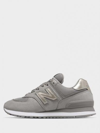 Кросівки для міста New Balance модель WL574WNK — фото 2 - INTERTOP