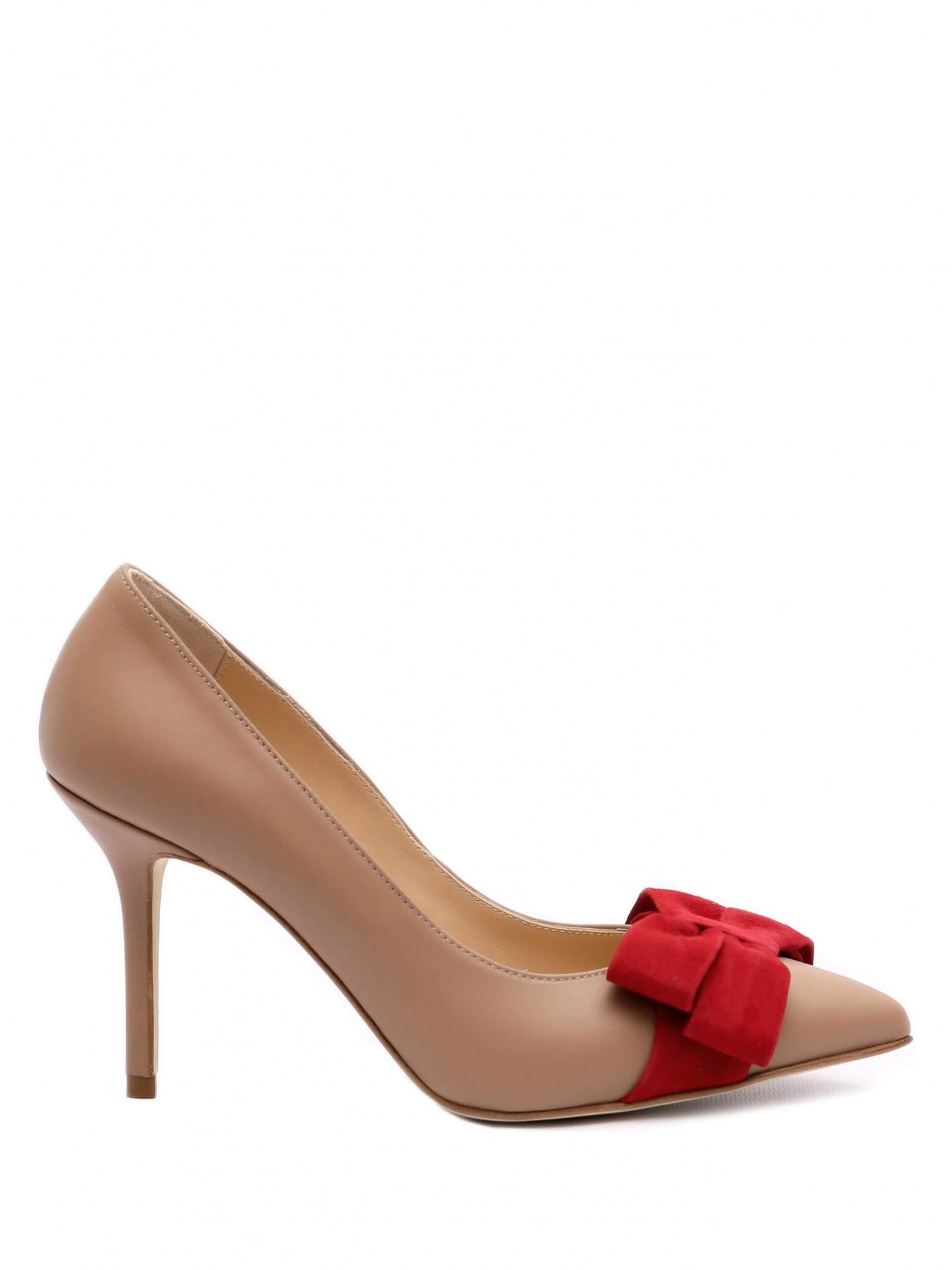 Туфлі  жіночі SITELLE MIA80BUR примірка, 2017