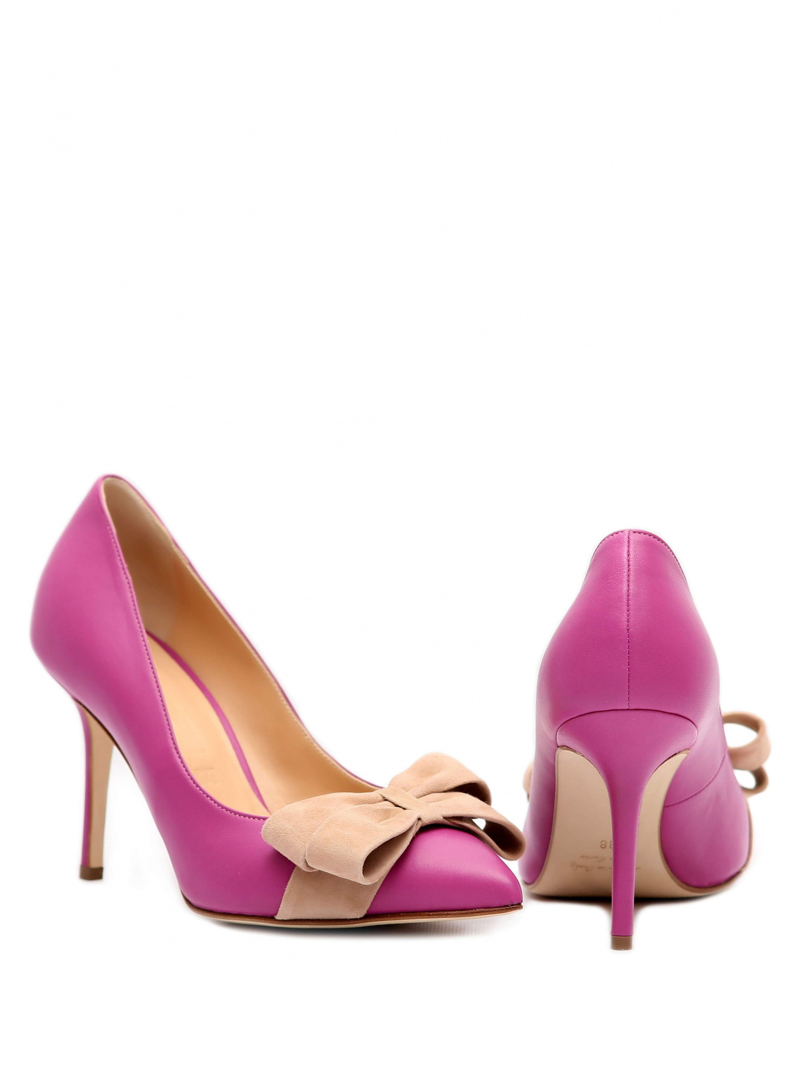 Туфлі  жіночі SITELLE MIA80PUR розмірна сітка взуття, 2017