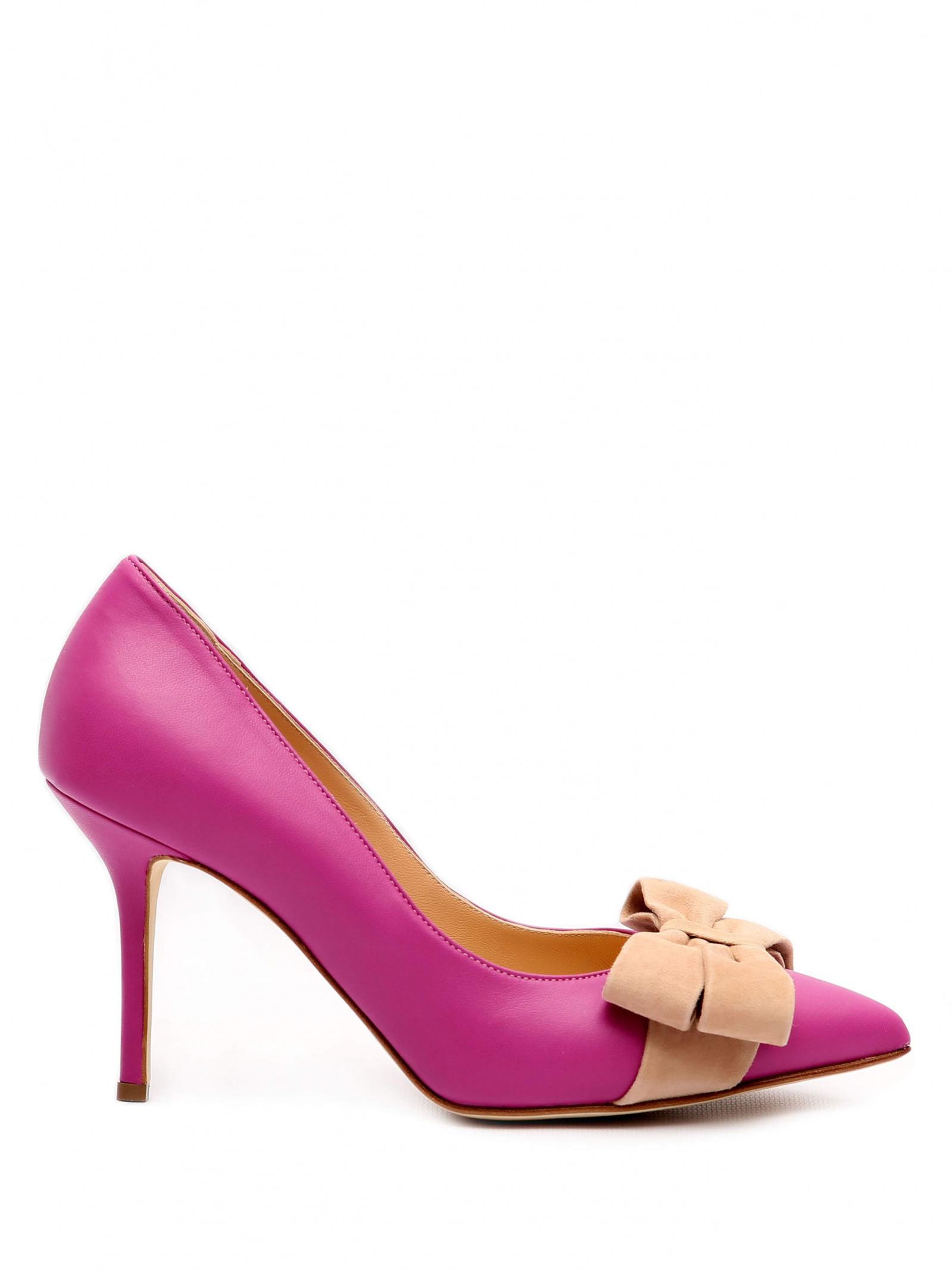 Туфлі  жіночі SITELLE MIA80PUR примірка, 2017