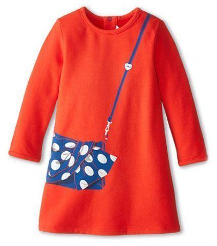Платье детские Little Marc Jacobs модель MJ478 приобрести, 2017