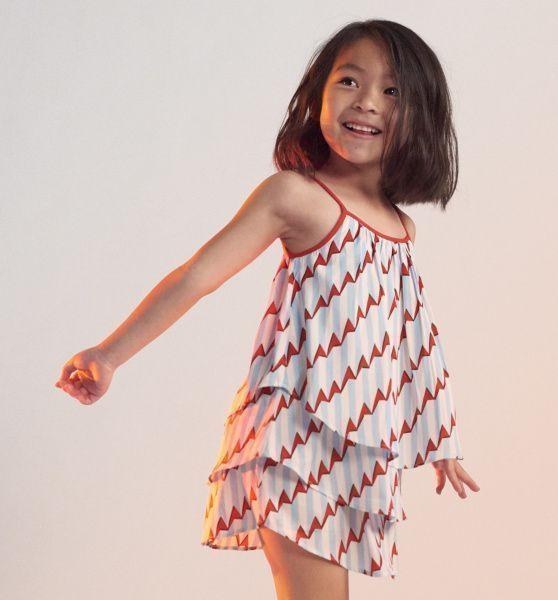 Little Marc Jacobs Платье детские модель MJ674 , 2017