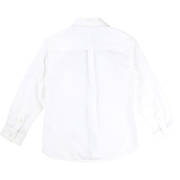 Little Marc Jacobs Рубашка с длинным рукавом детские модель MJ717 отзывы, 2017