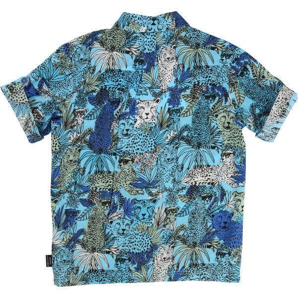 Little Marc Jacobs Рубашка с коротким рукавом детские модель MJ730 цена, 2017