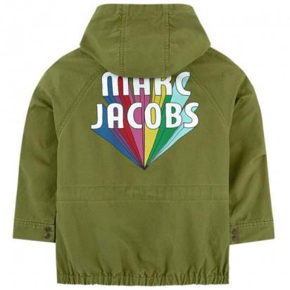 Куртка Little Marc Jacobs модель W16084/643 — фото 2 - INTERTOP