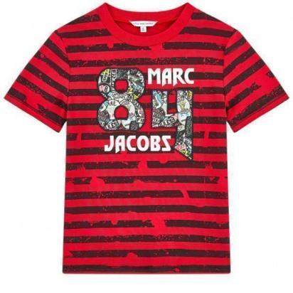 Футболка Little Marc Jacobs модель W25302/M99 — фото - INTERTOP