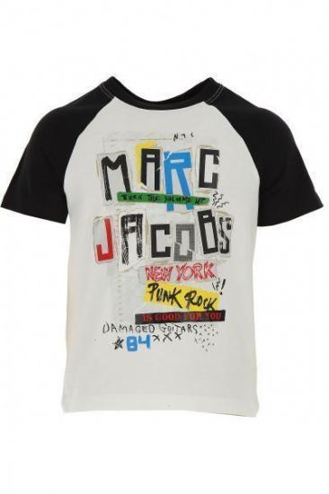 Футболка Little Marc Jacobs модель W25306/N50 — фото - INTERTOP