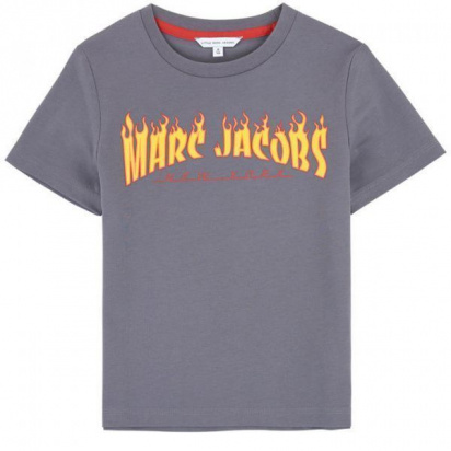 Футболка Little Marc Jacobs модель W25308/064 — фото - INTERTOP