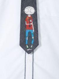 Рубашка с длинным рукавом детские Little Marc Jacobs модель MJ880 отзывы, 2017