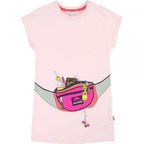 Купить Платье детские модель MJ891, Little Marc Jacobs, Розовый