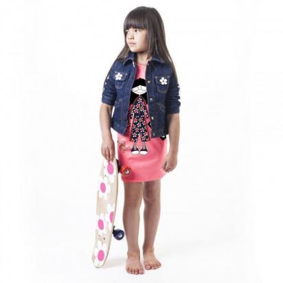 Сукня Little Marc Jacobs модель W12278/49B — фото 3 - INTERTOP