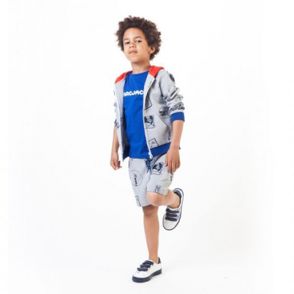 Футболка Little Marc Jacobs модель W25355/865 — фото 3 - INTERTOP