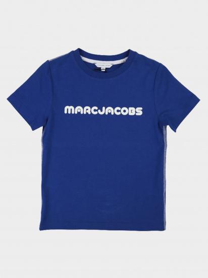 Футболка Little Marc Jacobs модель W25355/865 — фото - INTERTOP