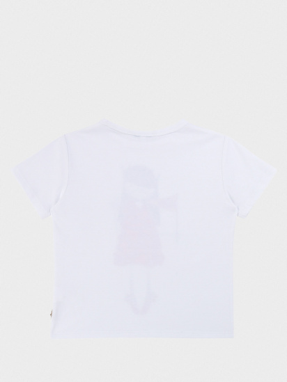 Футболка Little Marc Jacobs модель W15484/10B — фото 2 - INTERTOP