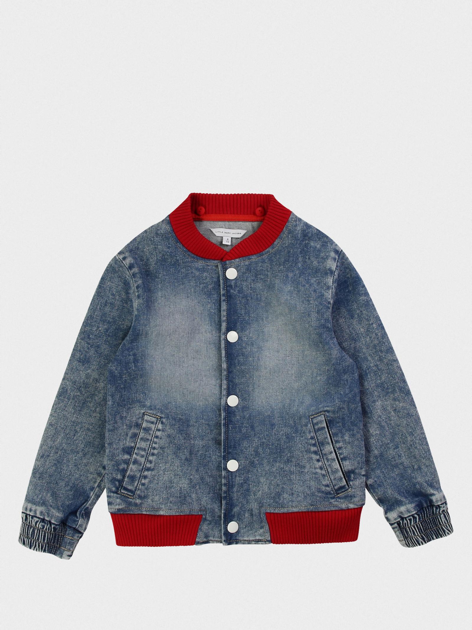 Куртка детские Little Marc Jacobs модель MJ958 , 2017