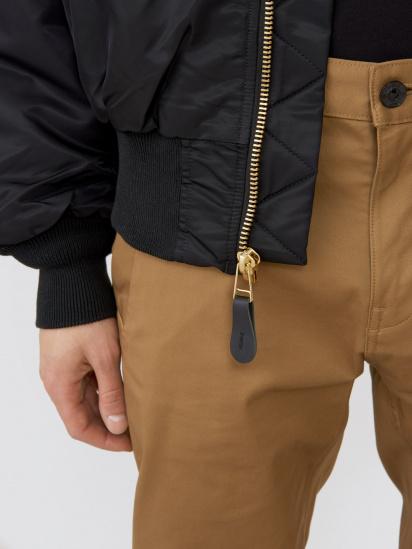 Alpha Industries Куртка чоловічі модель MJB23010C1_black ціна, 2017