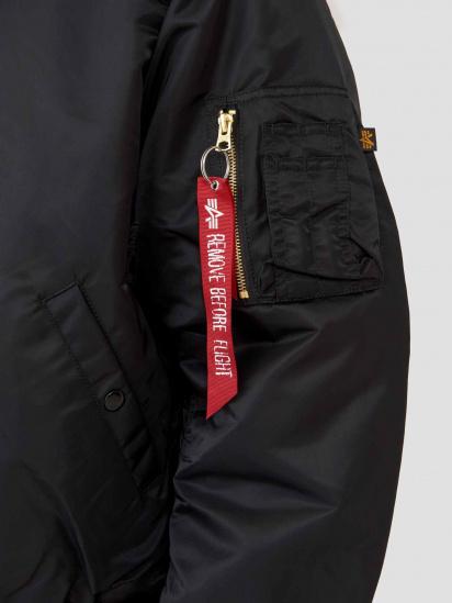 Alpha Industries Куртка чоловічі модель MJB23010C1_black купити, 2017